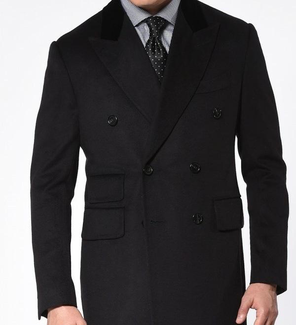 Bespoke Overcoat
